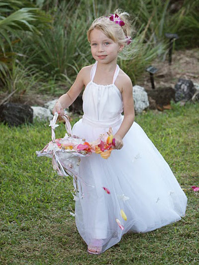 Flower Girl / Ring Bearer Dress